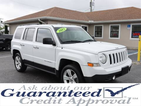 2015 Jeep Patriot for sale at Universal Auto Sales in Plant City FL