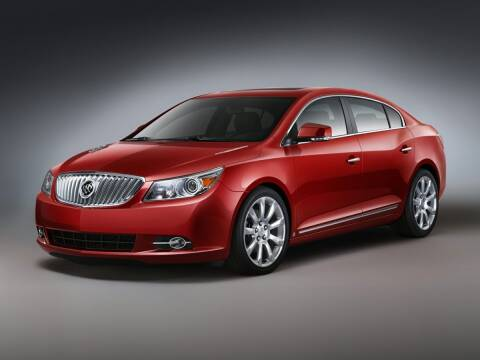 2012 Buick LaCrosse for sale at Legend Motors of Waterford - Legend Motors of Ferndale in Ferndale MI