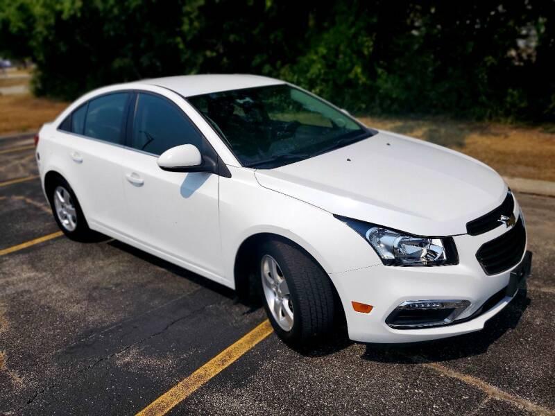 2015 Chevrolet Cruze for sale at Future Motors in Addison IL