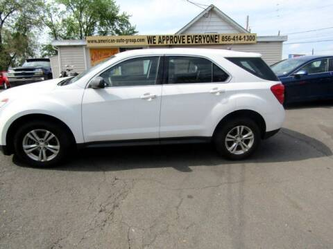 2014 Chevrolet Equinox for sale at American Auto Group Now in Maple Shade NJ