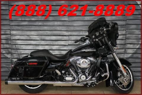 2013 Harley-Davidson Street Glide for sale at AZautorv.com in Mesa AZ