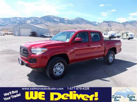 2018 Toyota Tacoma for sale at QUALITY MOTORS in Salmon ID