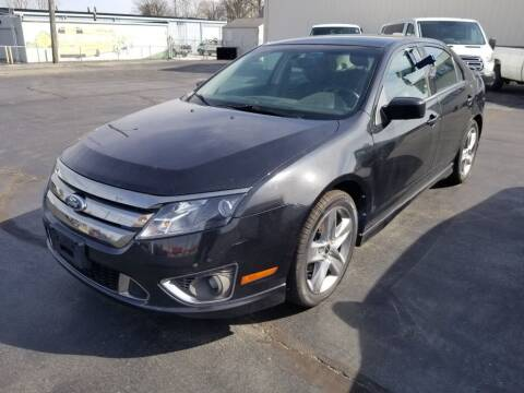 2011 Ford Fusion for sale at Larry Schaaf Auto Sales in Saint Marys OH