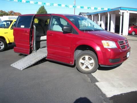 2010 Dodge Grand Caravan for sale at Brinks Car Sales in Chehalis WA