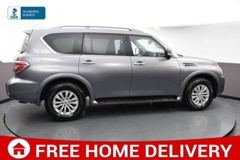 2019 Nissan Armada for sale at Florida Fine Cars - West Palm Beach in West Palm Beach FL