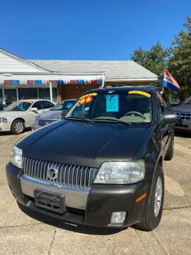 2006 Mercury Mariner Hybrid for sale at Top Auto Sales in Petersburg VA