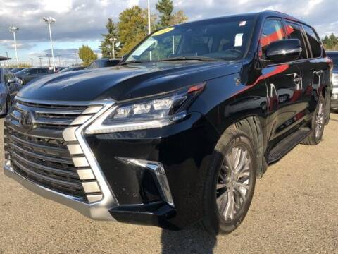 2018 Lexus LX 570 for sale at Autos Only Burien in Burien WA
