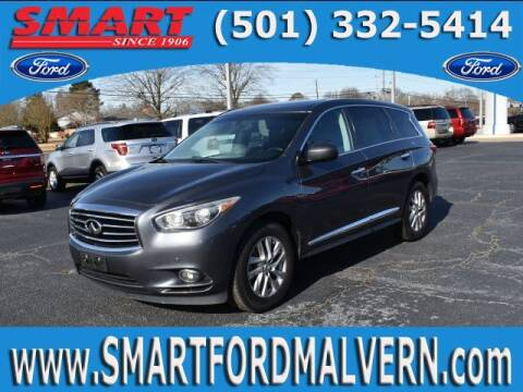 2013 Infiniti JX35 for sale at Smart Auto Sales of Benton in Benton AR