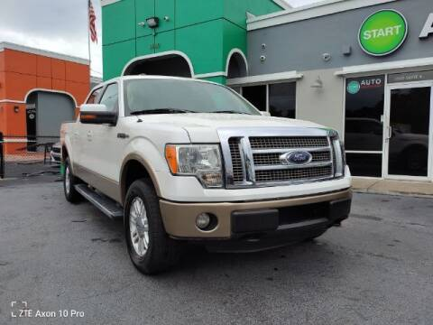 2012 Ford F-150 for sale at Start Auto Liquidation Center in Miramar FL