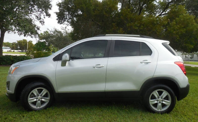 2016 Chevrolet Trax for sale at Performance Autos of Southwest Florida in Fort Myers FL