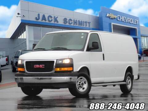 2019 GMC Savana Cargo for sale at Jack Schmitt Chevrolet Wood River in Wood River IL