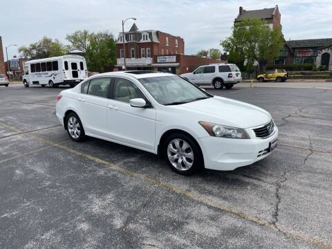 2010 Honda Accord for sale at DC Auto Sales Inc in Saint Louis MO