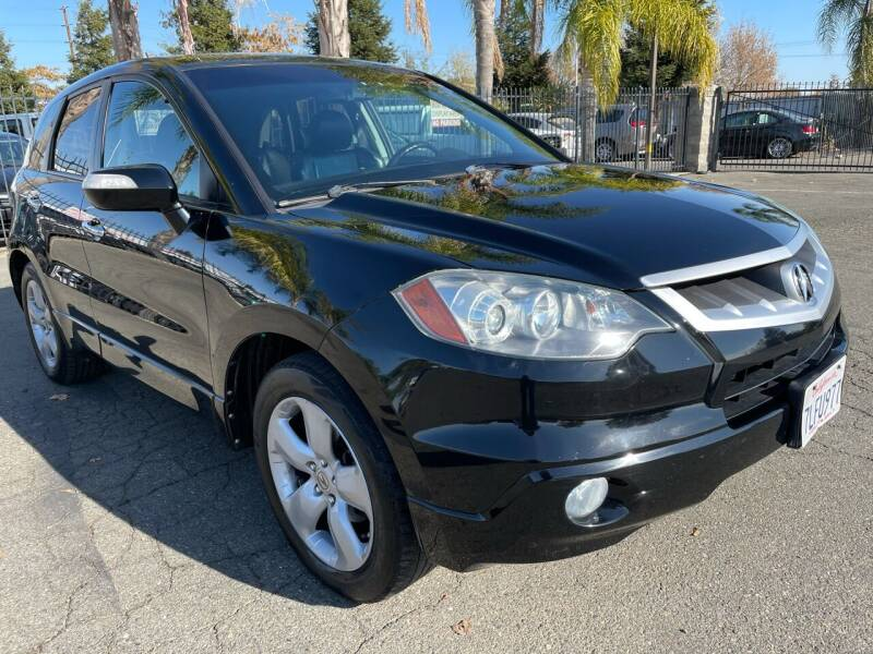 2008 Acura RDX for sale at Moun Auto Sales in Rio Linda CA