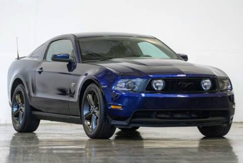 2010 Ford Mustang for sale at MS Motors in Portland OR
