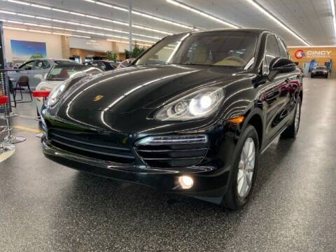 2013 Porsche Cayenne for sale at Dixie Motors in Fairfield OH