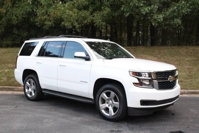 2015 Chevrolet Tahoe for sale at El Patron Trucks in Norcross GA