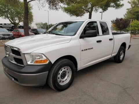2011 RAM Ram Pickup 1500 for sale at Matador Motors in Sacramento CA