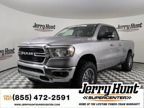 2020 RAM Ram Pickup 1500 for sale at Jerry Hunt Supercenter in Lexington NC