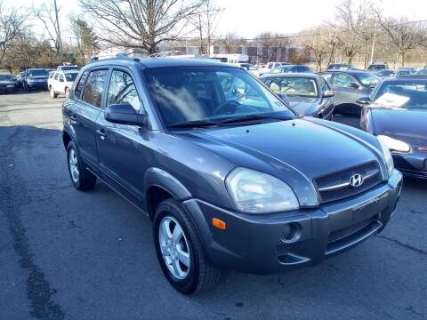 2007 Hyundai Tucson for sale at Wilson Investments LLC in Ewing NJ