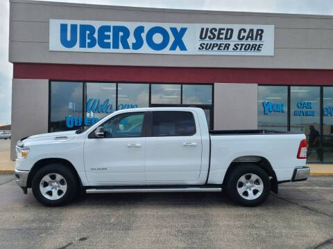 2019 RAM Ram Pickup 1500 for sale at Ubersox Used Car Superstore in Monroe WI