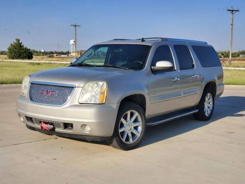 2007 GMC Yukon XL for sale at Chihuahua Auto Sales in Perryton TX