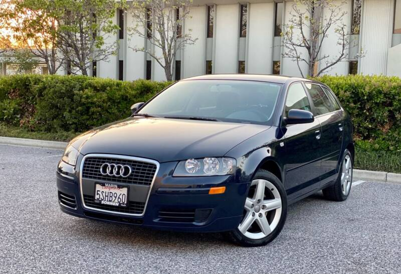 2006 Audi A3 for sale at Carfornia in San Jose CA