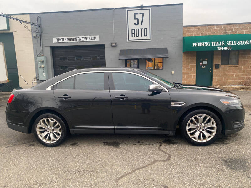 2015 Ford Taurus for sale at 57 AUTO in Feeding Hills MA