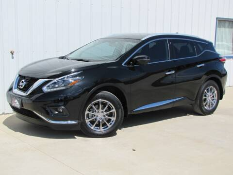 2018 Nissan Murano for sale at Lyman Auto in Griswold IA