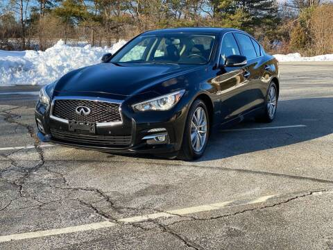 2015 Infiniti Q50 for sale at Westford Auto Sales in Westford MA