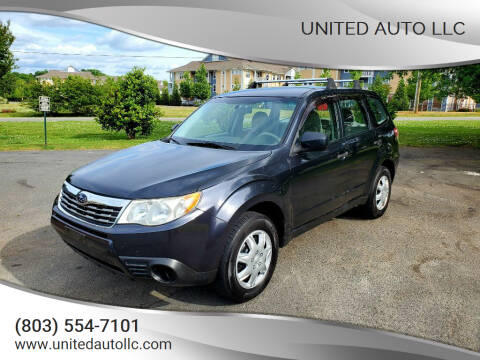 2009 Subaru Forester for sale at United Auto LLC in Fort Mill SC
