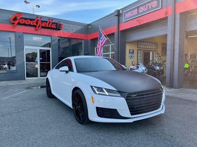 2017 Audi TT for sale at Goodfella's  Motor Company in Tacoma WA