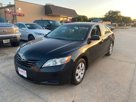 2009 Toyota Camry for sale at Houston Auto Gallery in Katy TX