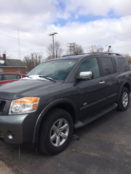 2008 Nissan Armada for sale at Mike Hunter Auto Sales in Terre Haute IN