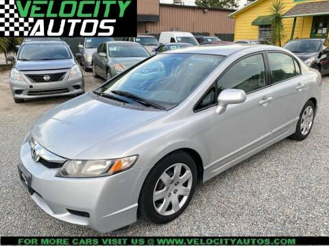 2010 Honda Civic for sale at Velocity Autos in Winter Park FL