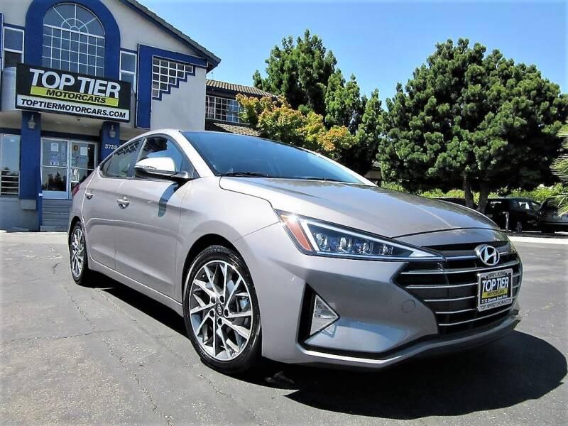 2020 Hyundai Elantra for sale at Top Tier Motorcars in San Jose CA