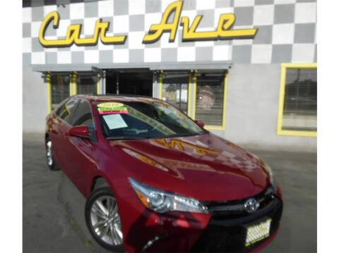 2016 Toyota Camry for sale at Car Ave in Fresno CA