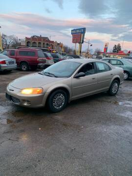 2002 Chrysler Sebring for sale at Big Bills in Milwaukee WI