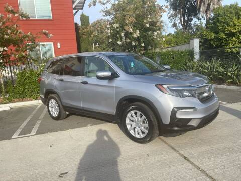 2019 Honda Pilot for sale at Bell Auto Inc in Long Beach CA