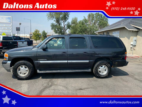 2005 GMC Yukon XL for sale at Daltons Autos in Grand Junction CO