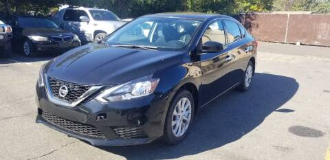 2017 Nissan Sentra for sale at Central Jersey Auto Trading in Jackson NJ