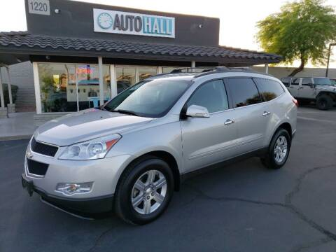 2011 Chevrolet Traverse for sale at Auto Hall in Chandler AZ