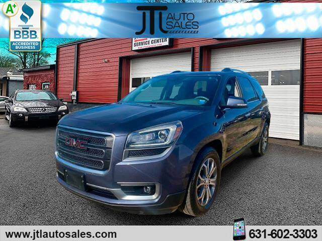 2013 GMC Acadia for sale at JTL Auto Inc in Selden NY