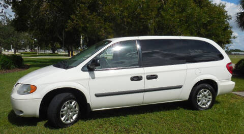 2007 Dodge Grand Caravan for sale at Performance Autos of Southwest Florida in Fort Myers FL