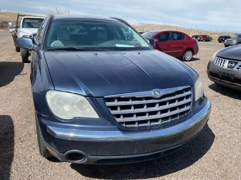 2007 Chrysler Pacifica for sale at PYRAMID MOTORS - Pueblo Lot in Pueblo CO