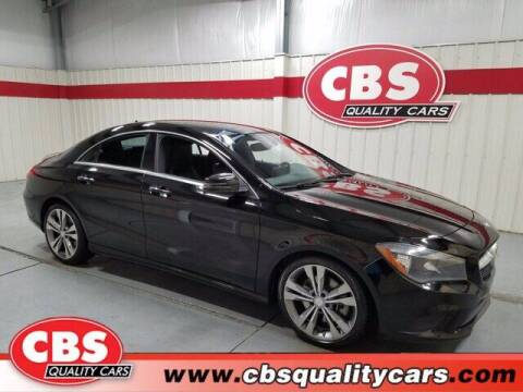 2015 Mercedes-Benz CLA for sale at CBS Quality Cars in Durham NC