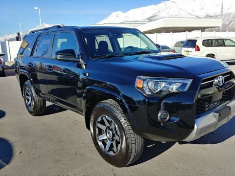 2020 Toyota 4Runner for sale at Canyon Auto Sales in Orem UT