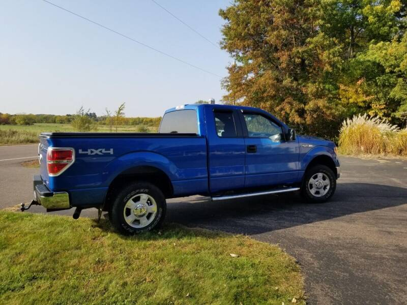 2011 Ford F-150 for sale at Clairemont Motors in Eau Claire WI