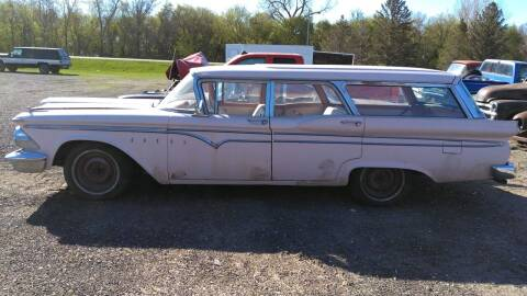 1959 Edsel Villager for sale at Pro Auto Sales and Service in Ortonville MN