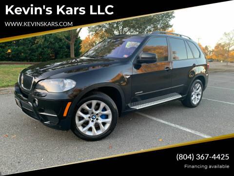 2011 BMW X5 for sale at Kevin's Kars LLC in Richmond VA