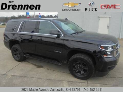 2018 Chevrolet Tahoe for sale at Jeff Drennen GM Superstore in Zanesville OH